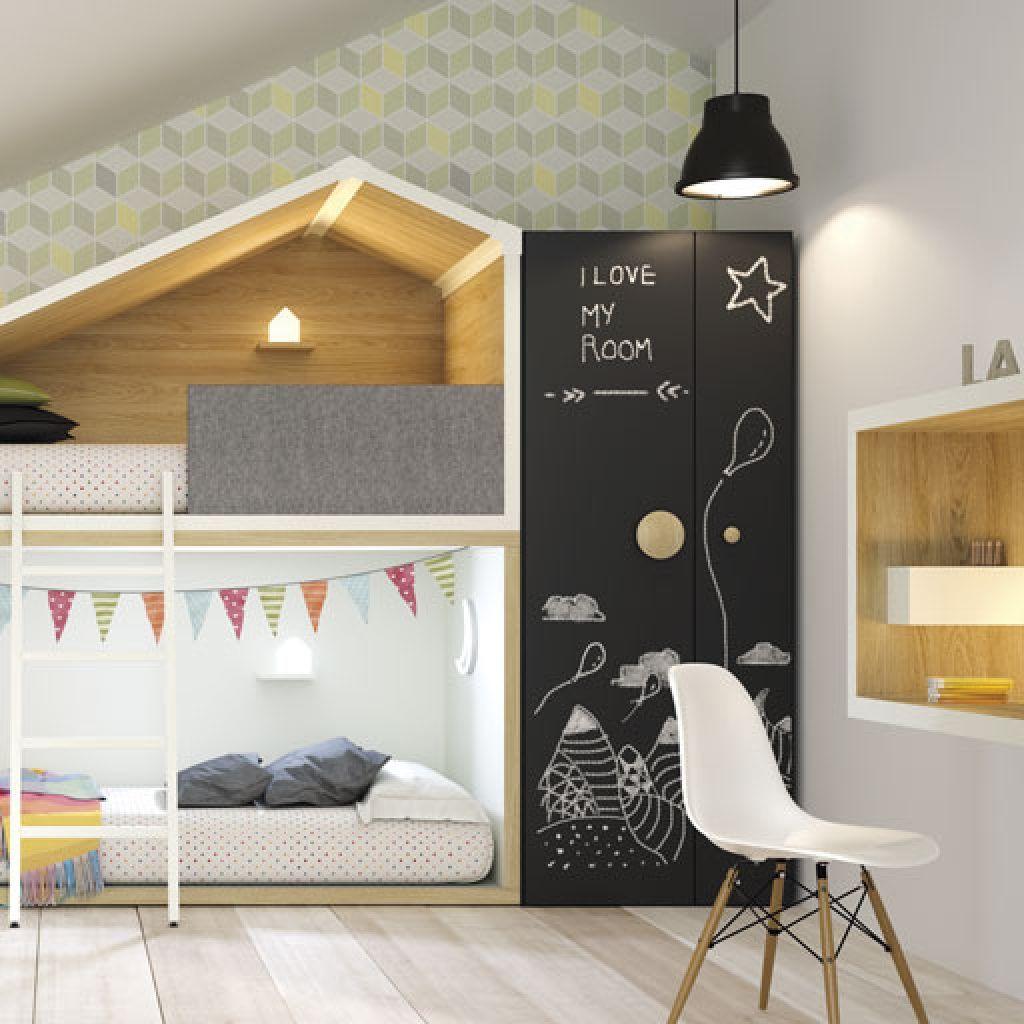 Dormitorios juveniles modernos Cottage