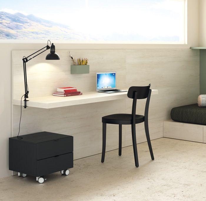 Con la colecci n kubox podr s combinar los m dulos a tu gusto for Mesas de habitacion