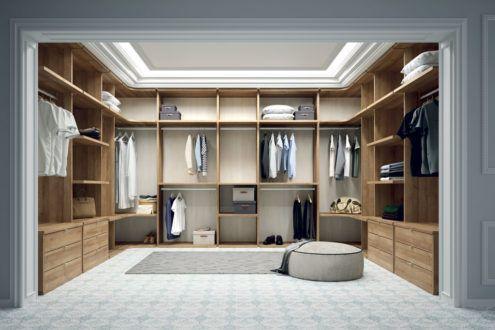 Armario Vestidor modelo Closet