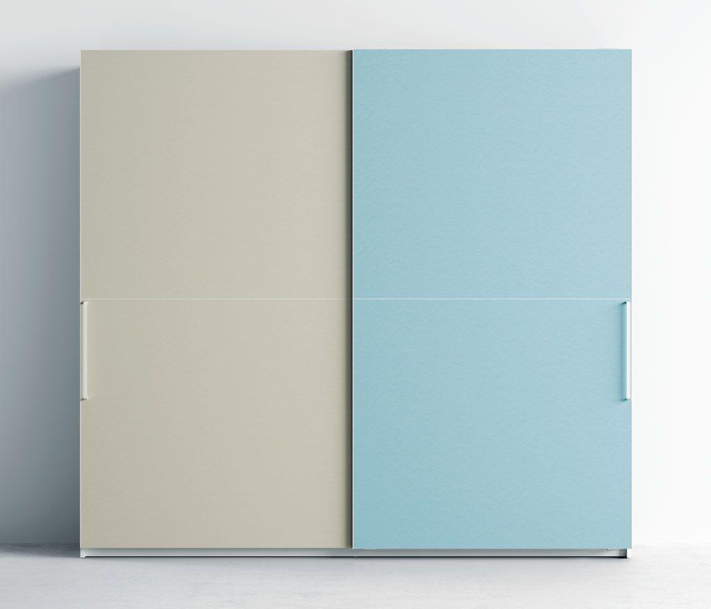 Puertas de armario fabulous armario serie irati with for Puertas diferentes