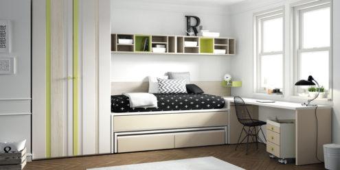 Habitación juvenil modelo Lima