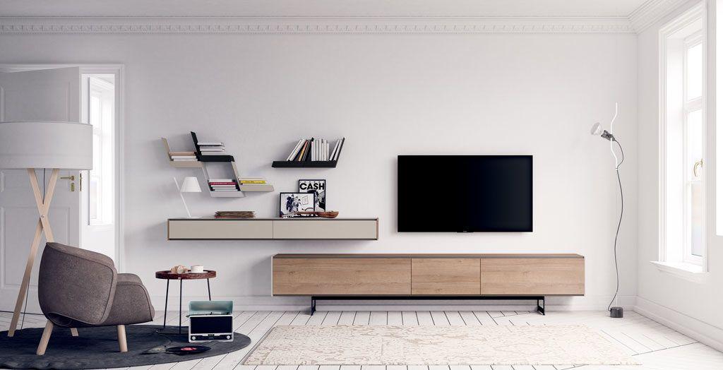 Muebles de salón de diseño modelo Aarhus