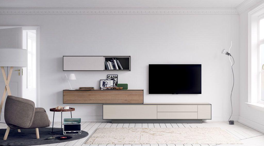Composición de muebles de salón modelo Add Living Aarhus