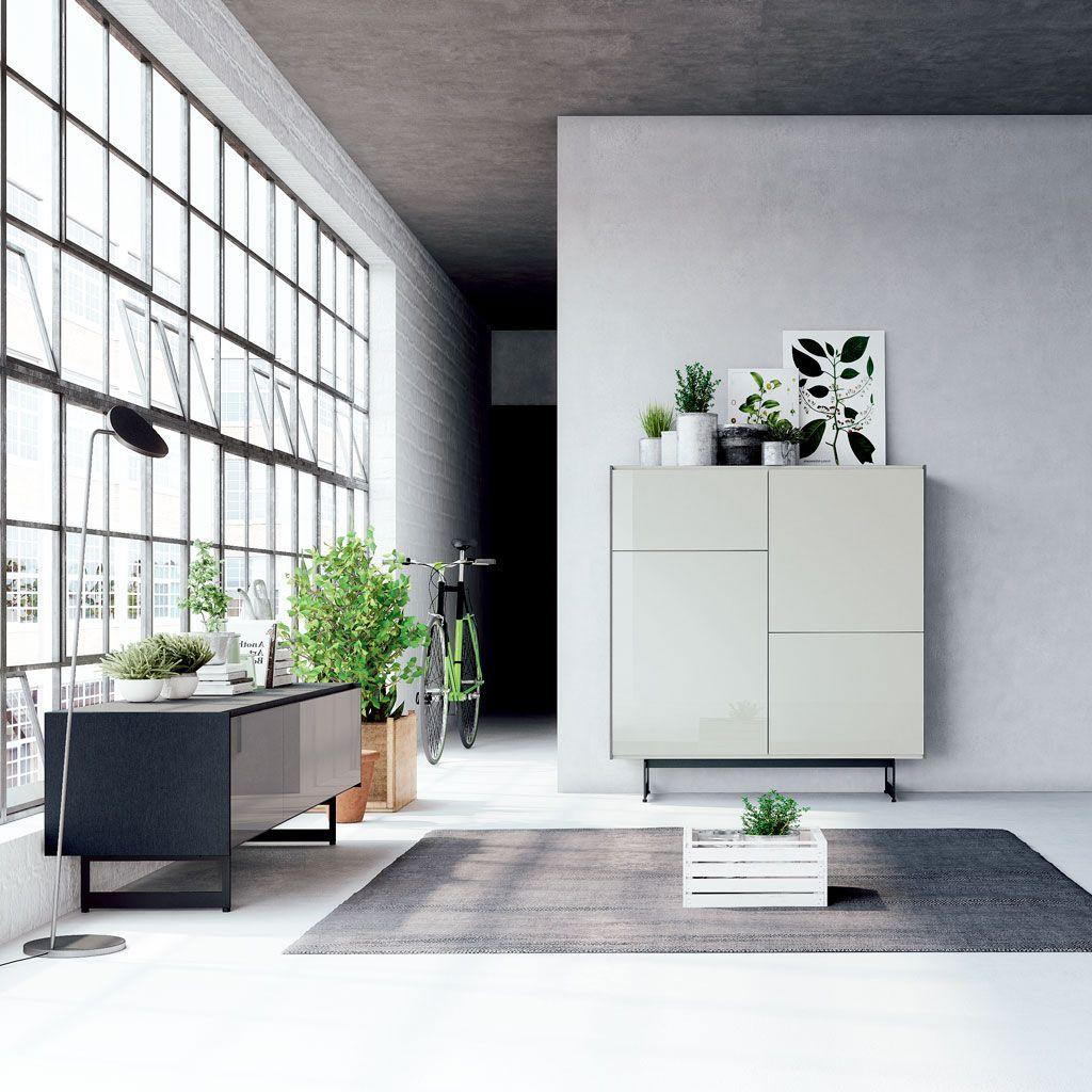 Ambiente de salón con los muebles del modelo Upsala 2