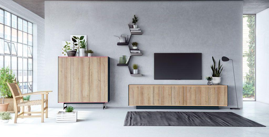 Composición de salón del modelo Upsala