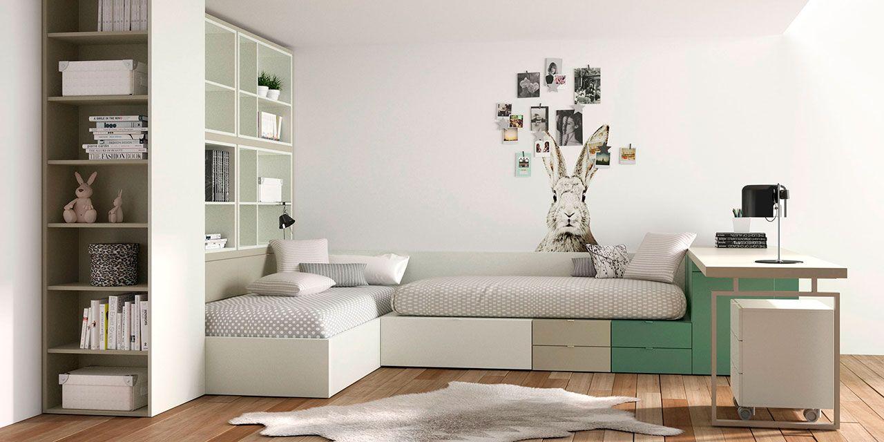 Dormitorio juvenil Sídney