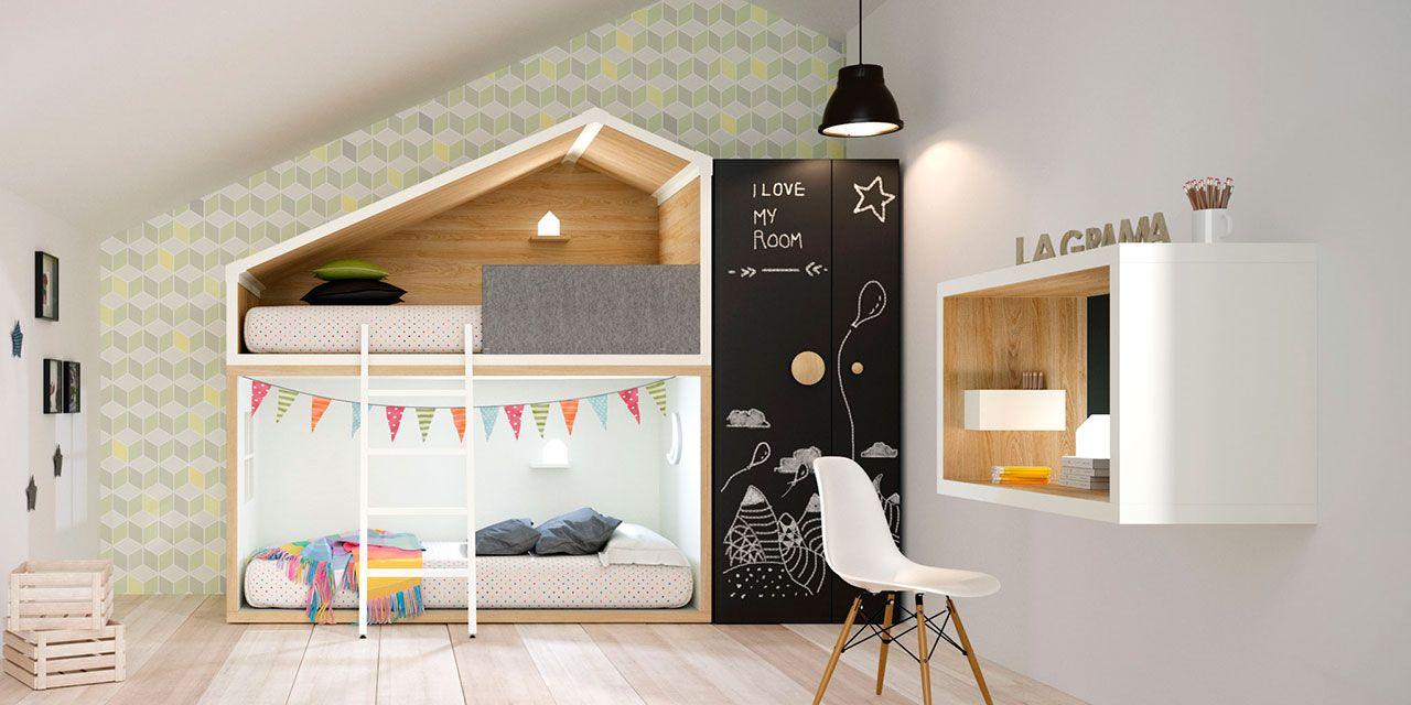 Dormitorio infantil Cottage