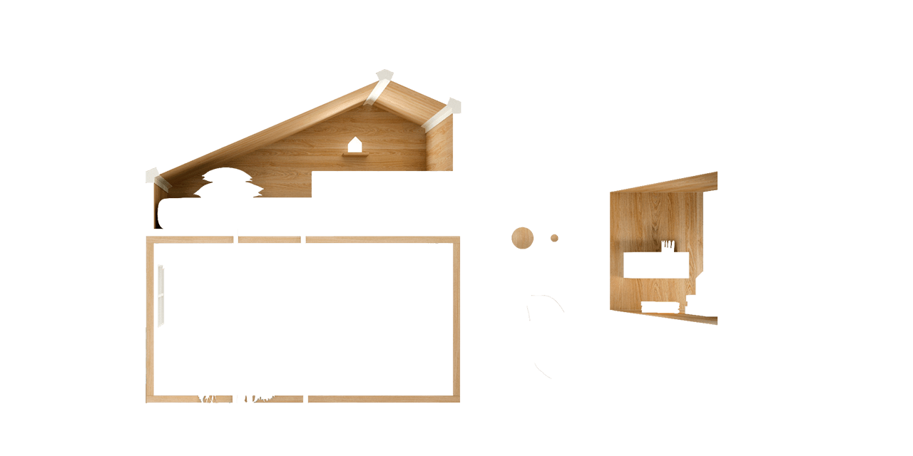 Dormitorio infantil Cottage-combi