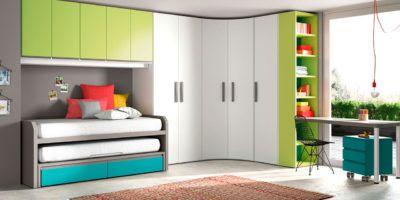 Dormitorio juvenil York
