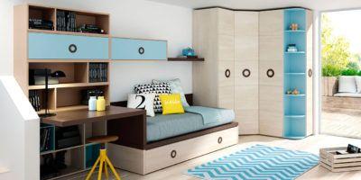 Dormitorio juvenil Flandes