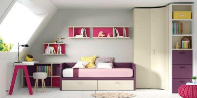 Dormitorio juvenil Casablanca