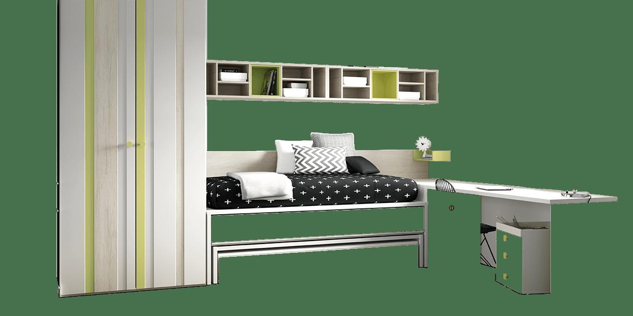 Dormitorio juvenil Lima-combinacion