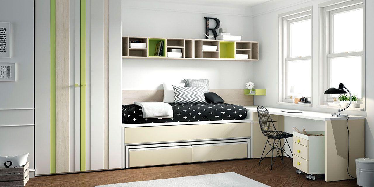 Dormitorio juvenil Lima