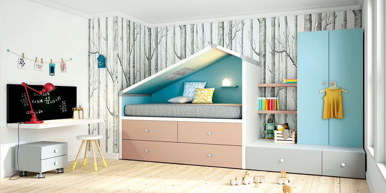Dormitorio infantil Bremen