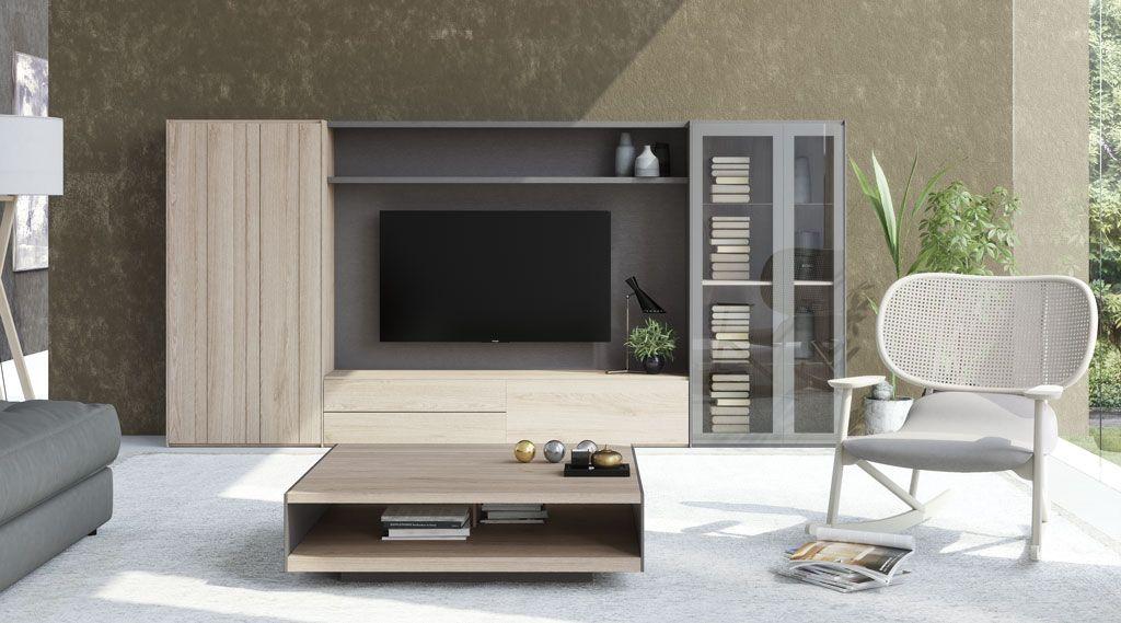 Los salones modernos del catálogo life box tienen un diseño funcional