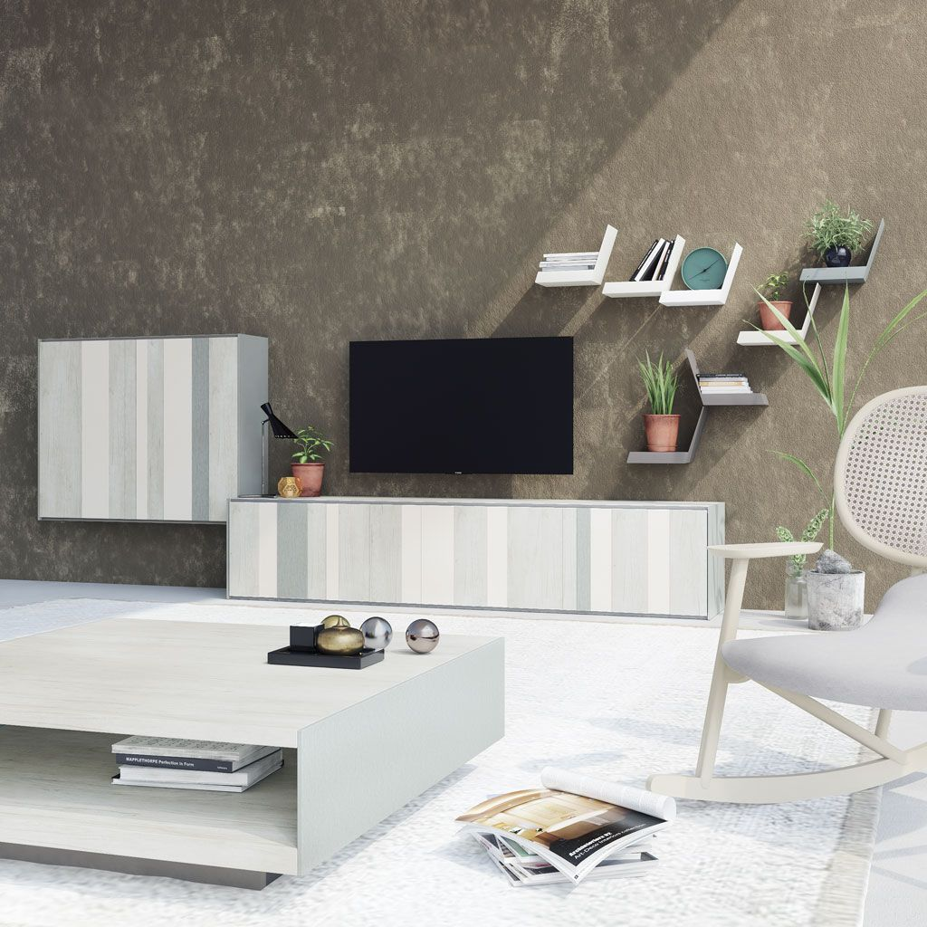 Composición de muebles de salón Insbruc 3