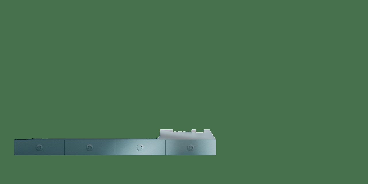 Composición juvenil modelo Orleans-combi