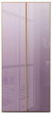 Puertas abatibles modelo FR cristal/espejo