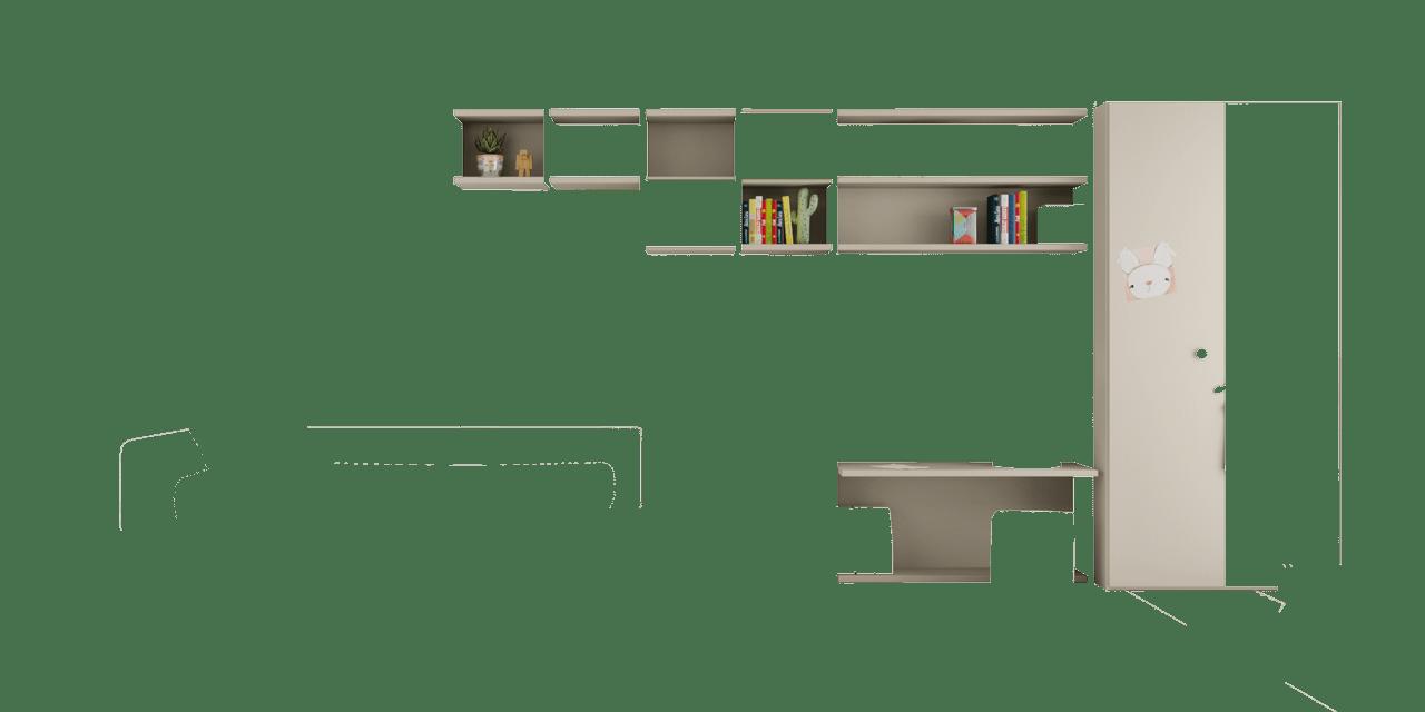 Nácar para la composición Quito del planificador