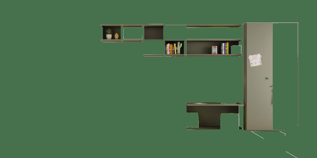 Granito para la composición Quito del planificador