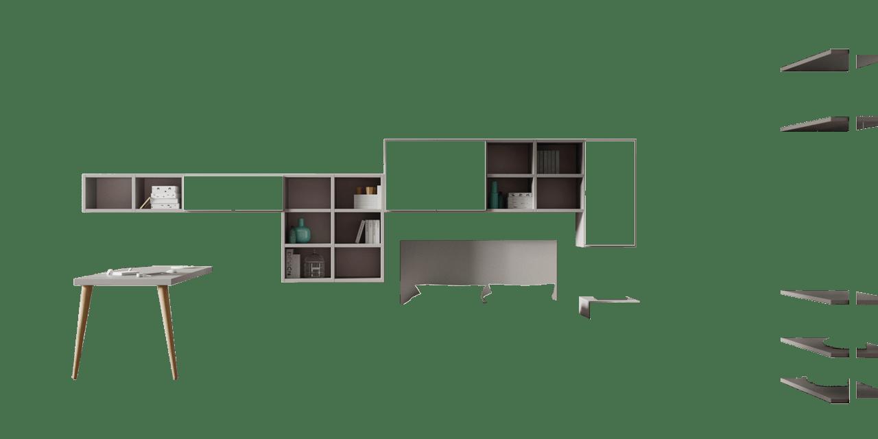 Color Silver composición Vitoria en el planificador