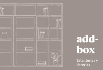 Estanterías y librerías Addbox