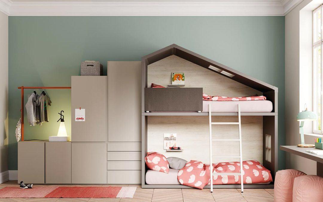 Consejos para elegir una cama infantil o juvenil para tus hijos