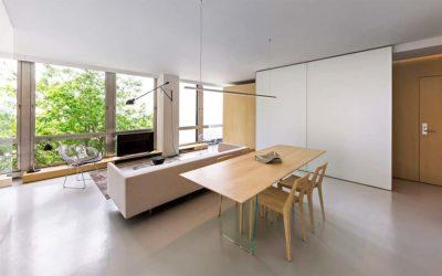 Ampliar visualmente el espacio de nuestra casa